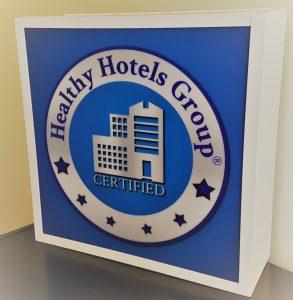 New HHG Sign