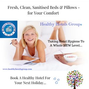 Book a Healthy Hotel for your next Holiday