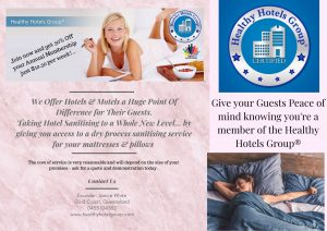 info card for Hotels and Motels